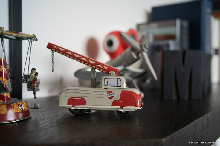 Vintage toy truck. by enzo marcantonio on 500px