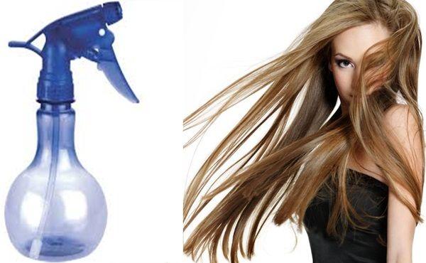 Como Engrossar os Cabelos Finos com Spray Caseiro  Veja : http://www.aprendizdecabeleireira.com/2014/10/como-engrossar-os-cabelos-finos-com.html