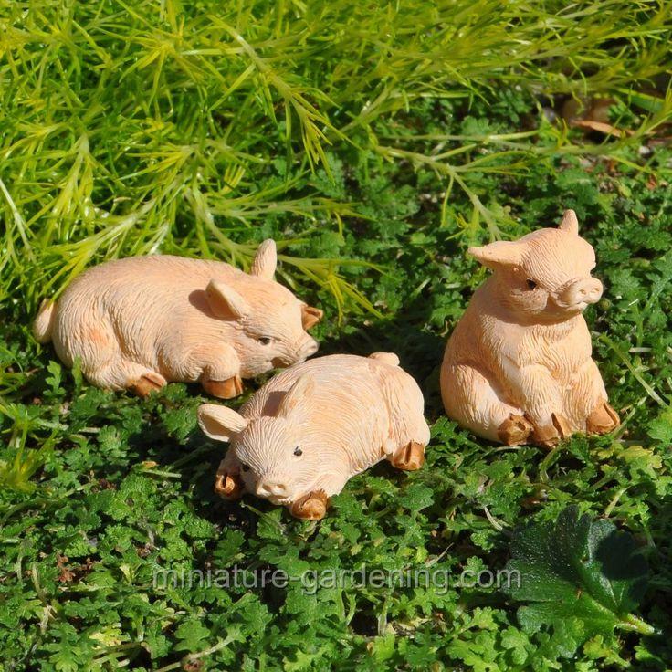 151 best mini garden animals images on pinterest mini