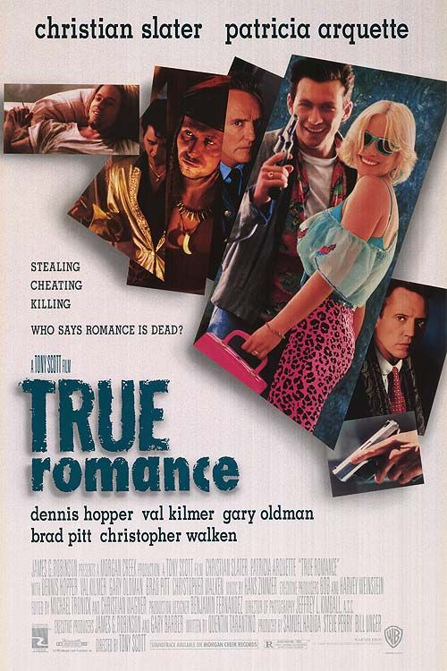 true romance. tony scott