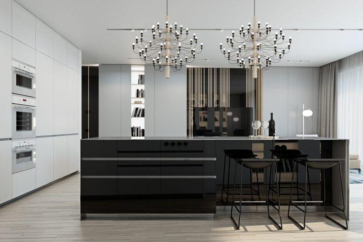 Apartment in Brno by Diff.Studio | HomeAdore
