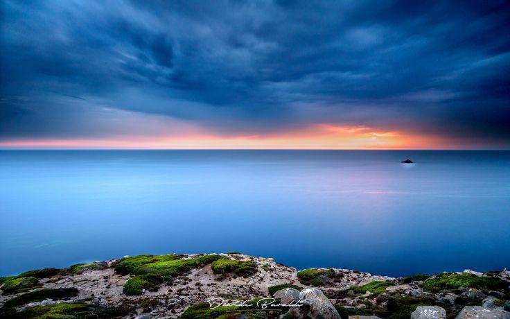 https://flic.kr/p/KSJdeb | il solito tramonto | isola San Pietro - Sardegna