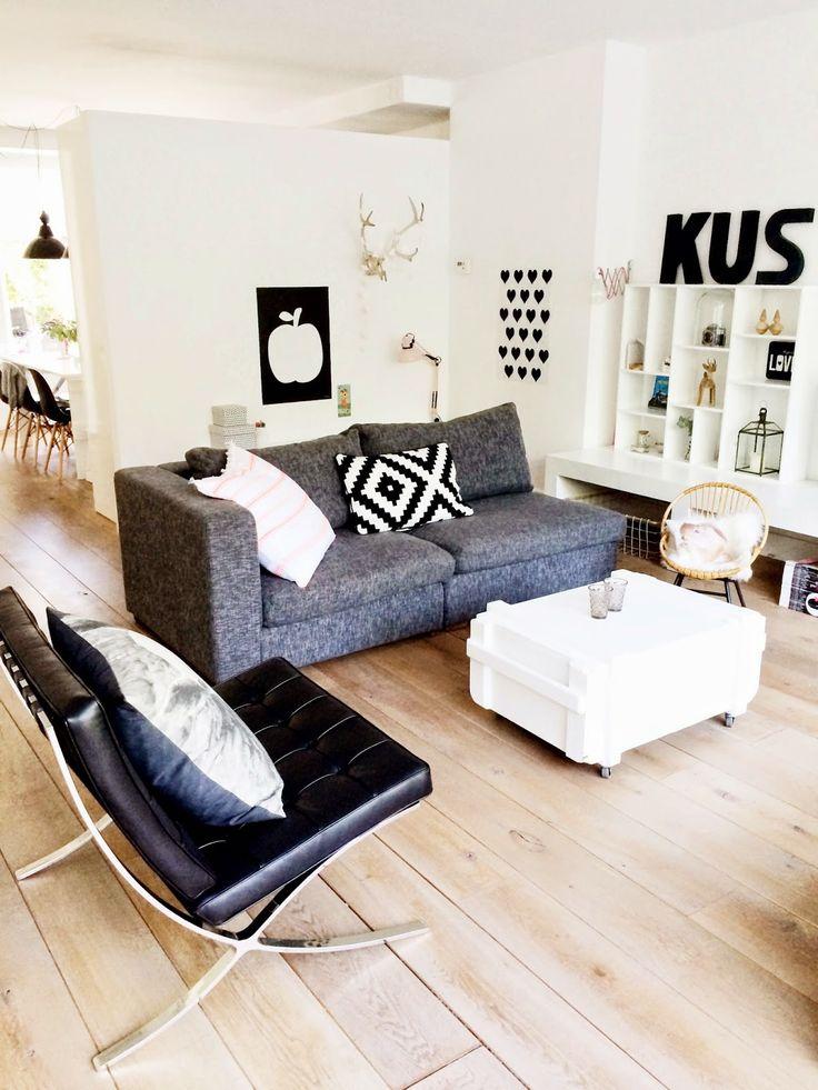 80 best Weihnachtsdeko in Black \ White images on Pinterest Live - hängeschrank wohnzimmer aufhängen