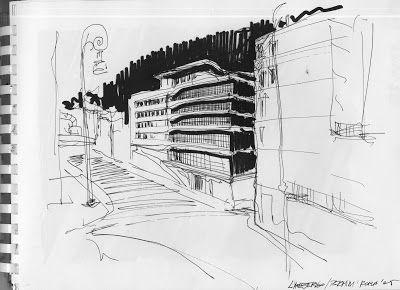 Disegno e Rilievo: Architettura Realizzata - Taccuini (parte 10)