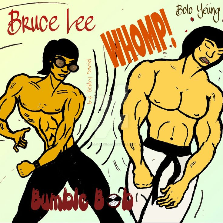Bruce Lee Vs. Bolo Yeung