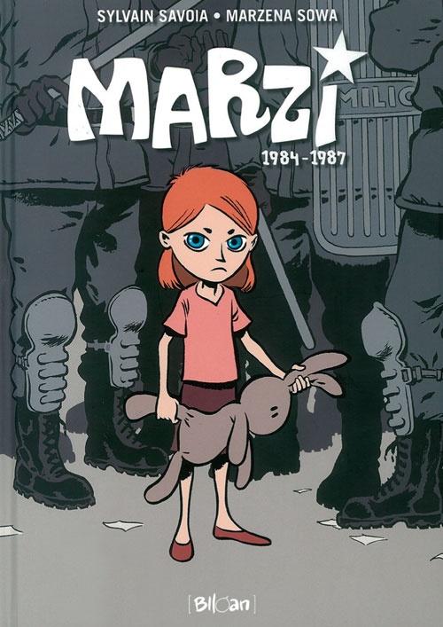 3 april: MARZI 1 © Blloan