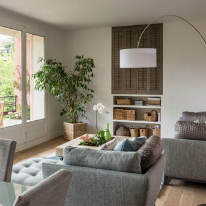 12 best Jeu de contraste images on Pinterest Interior sliding - renovation electricite maison ancienne