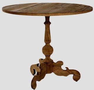 reclaimed elm table  http://linenandlavender.blogspot.com/p/antique-vintage-finds.html: Side Tables, Reclaimed Elm, Elm Table, Antique, Dressers Tables