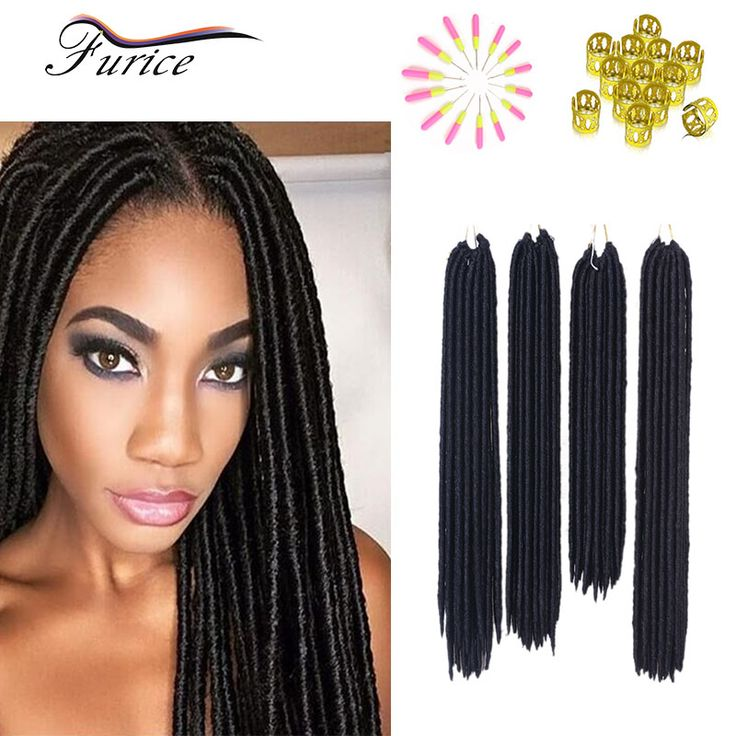 Crochet Twist Hair Havana Mambo Faux Locs Weaving Goddess Faux Locs ...