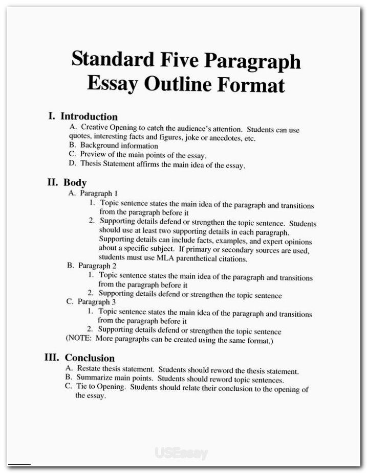 Best 25+ Sample essay ideas on Pinterest Example of an outline - research report sample