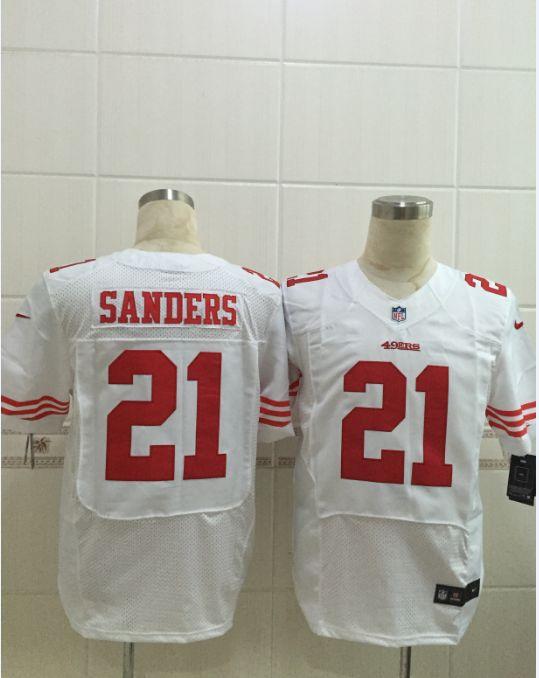 Mens Nike San Francisco 49ers 21 Deion Sanders Elite Limited NFL Jerseys White http://www.wholesalejerseyclearance.com/san-francisco-49ers_gc120_1_15.html