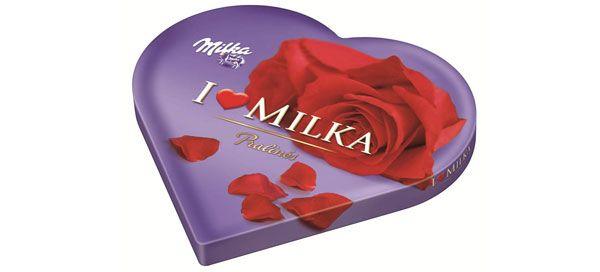 Surpreenda a sua família com os bombons I Love Milka