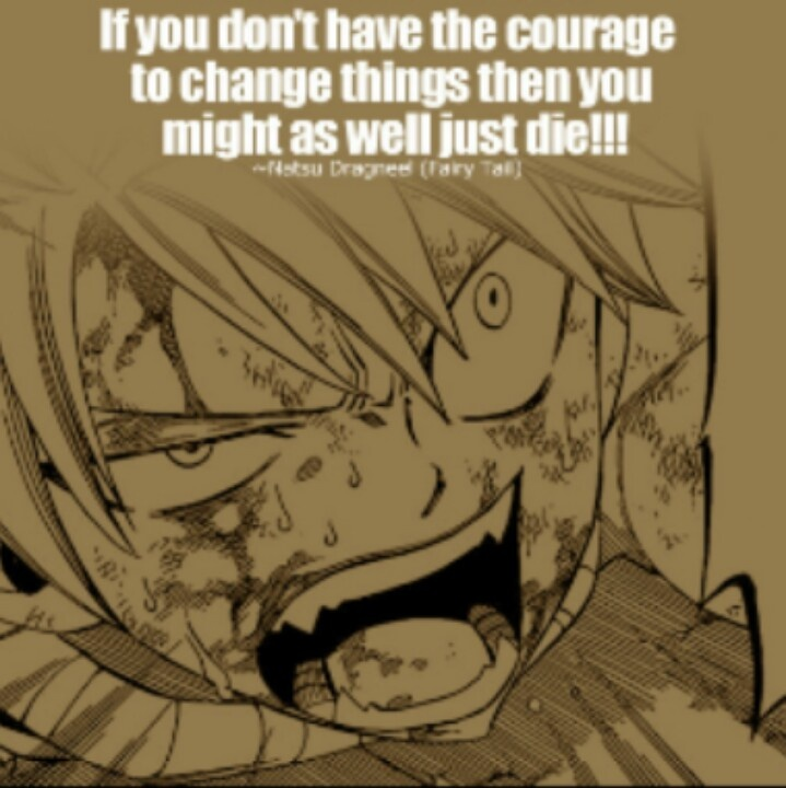 22 best images about Fairy tail quotes on Pinterest | Role ...
