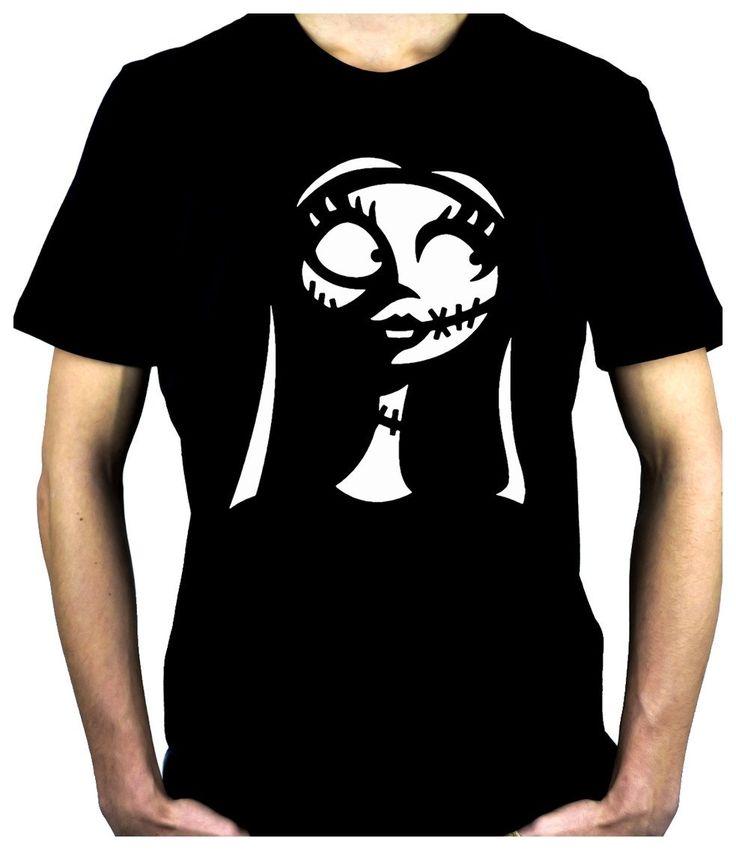 For Love of Sally Men's T-shirt Nightmare Before Christmas Clothing  #punk #livingdeadgirl #punksofinstagram #vampire #metalheadsofinstagram #altfashion #steampunk #deathrock #gothicclothing #kawaii