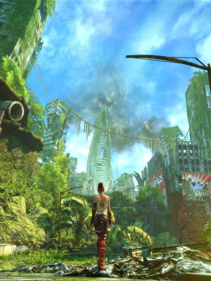 37 best images about Enslaved: Odyssey to the West on ...