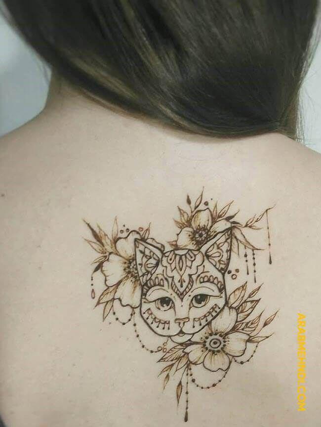 50 Cat Mehndi Design Henna Design October 2019 In 2020 Mehndi Designs Henna Designs Henna