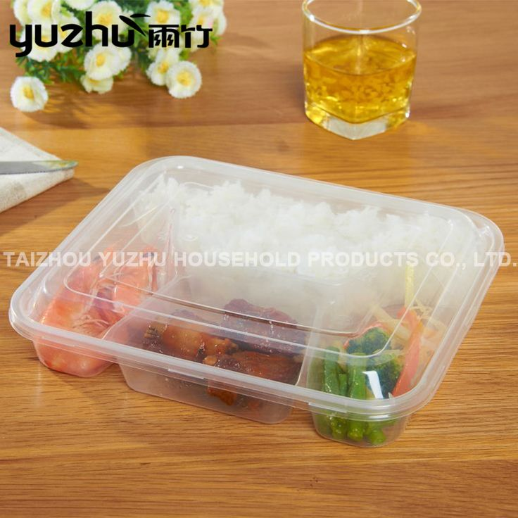 Hot Selling Good Quality Disposable Plastic Food Container