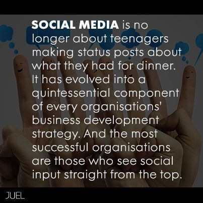 Social Media is no longer about teenagers.