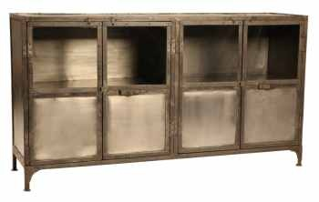 LOVE this, $903. Industrial furniture makes my heart go pitter-patter.