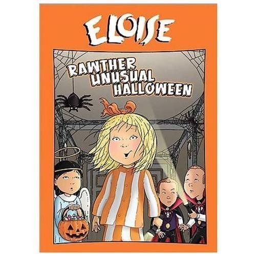 Eloises Rawther Unusual Halloween (DVD, 2008, Amazing Glitter Foil Packaging)