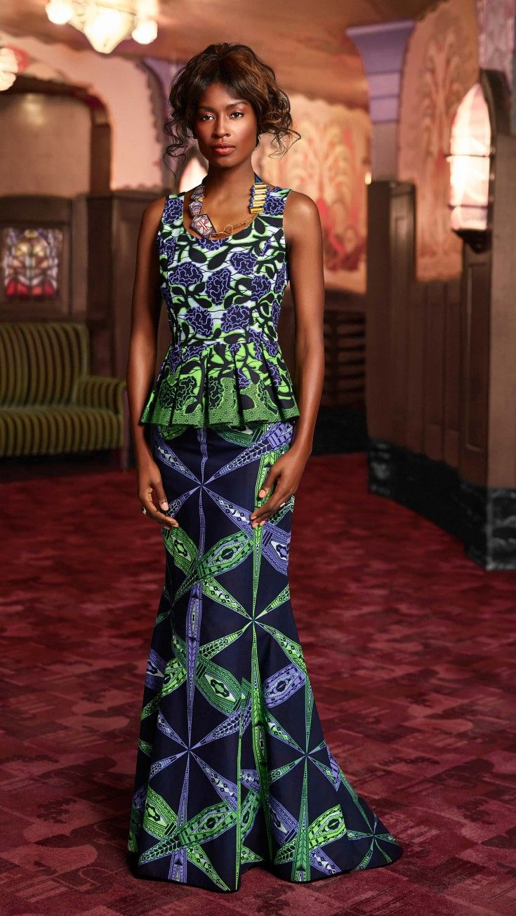 Fairy-tale feelings | Vlisco V-Inspired