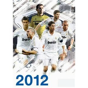 Official Real Madrid Calendar 2012