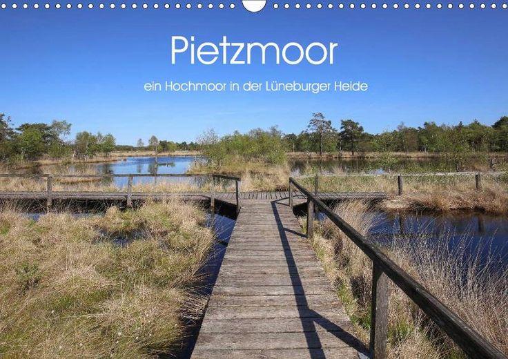 Pietzmoor - ein Hochmoor in der Lüneburger Heide - CALVENDO