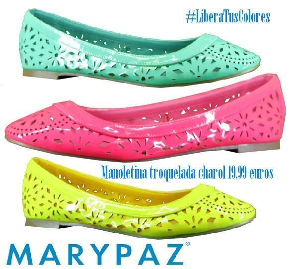 En nuestro #HoyRecomendamos queremos darle color al día así que apostamos por estas dancers en flúor