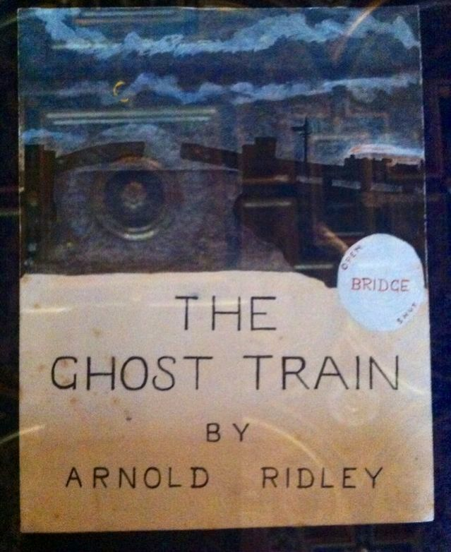 The Ghost Train By Arnold Ridley.
