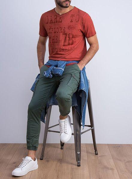 Rebajas para él. Camisetas desde 10€, polos desde 12€ y bermudas desde 19€ #modahombre #rebajas2017 #fashionmen