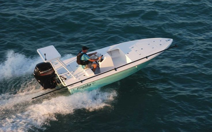 2016 Piranha 1700 Flats Boat by Piranha Boats for Sale 34684 - iboats.com