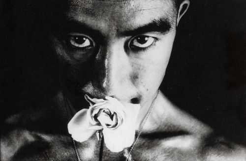 """The Japanese writer Yukio Mishima committed suicide in 1970, """"worn out by conflicts between spirit and flesh, words and the body, art and action""""."""