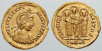 Image illustrative de l'article Valentinien III