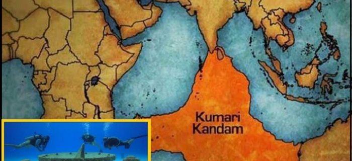 Kumari Kandam- The lost continent