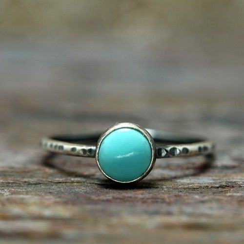 .: Fashion, Style, Color, Jewelry, Turquoise Rings, Things