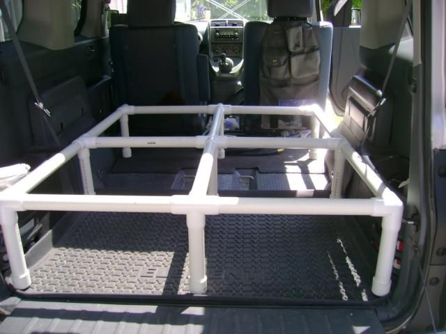 Suv Bed Platform Part - 33: PookSteru0027s Bed For The Element (with Pics) - Page 16 - Honda Element Owners  Club Forum | Camper Van | Pinterest | Honda Element, Honda And Camping