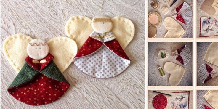 Christmas-Angels-Ornaments-wonderful-DIY