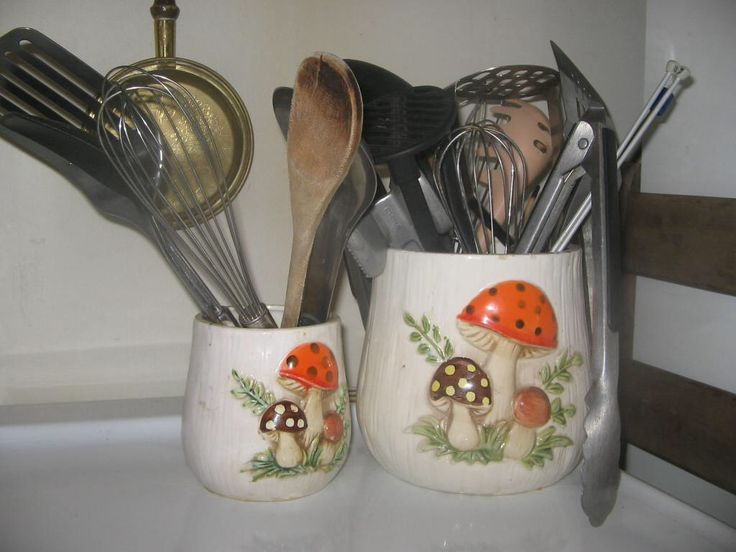 Retro Sixties ? Canisters