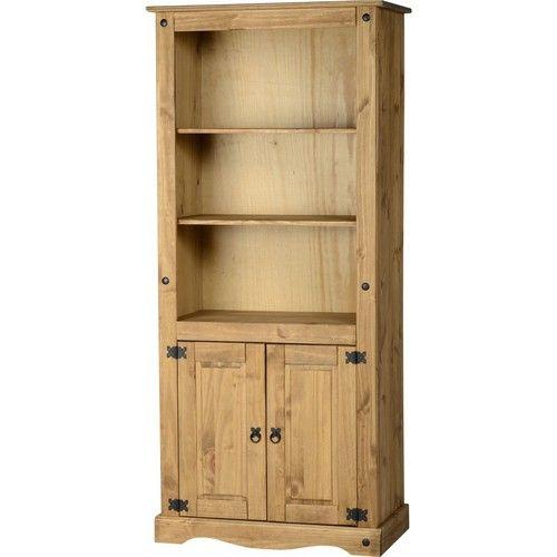 corona, 2 door display unit, display unit, bookcase
