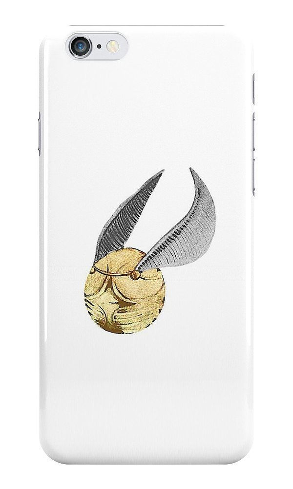 Snitch Drawing Phone Case ($15-$30)