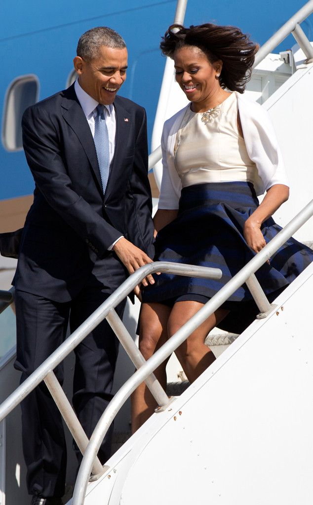 President Barack Obama and First Lady Michelle Obama were in Austin, Texas on April 10 for a speaking engagement at the Lyndon B. Johnson Presidential Library. Description from pinterest.com. I searched for this on bing.com/images