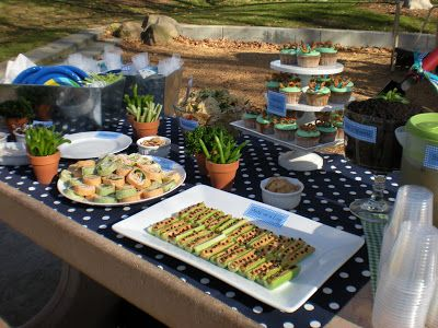 Cookie Mondays...: Bug Party in the Park!