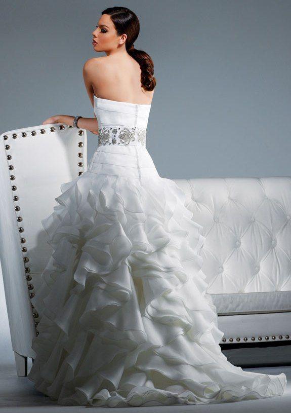 2011 Wedding Dresses Inspired By The Stars- David Tutera by Faviana | OneWed