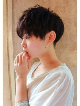 【+~ing】ツーブロdes 刈り上げベリーショート2【畠山竜哉】 - 24時間いつでもWEB予約OK!ヘアスタイル10万点以上掲載!お気に入りの髪型、人気のヘアスタイルを探すならKirei Style[キレイスタイル]で。