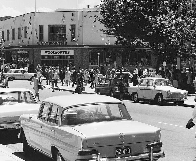 Vintage Canberra | Civic 1966