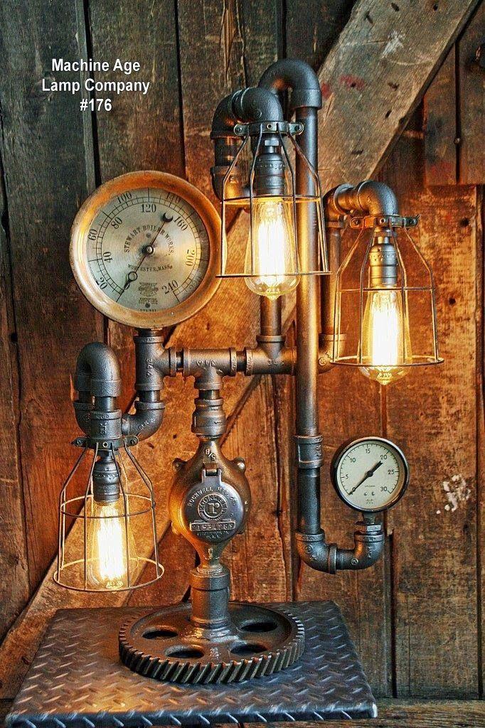 New Vendor: Machine Age Lamps! | Junk Bonanza