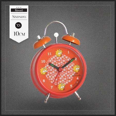 55 best accessoires sympas images on pinterest - Reveil simpson ...