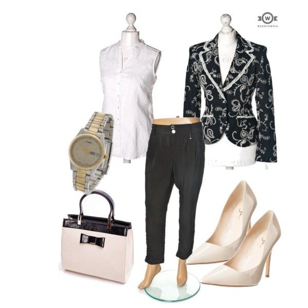 Get the look by #Wzorcownia-online.pl |#orient #folk