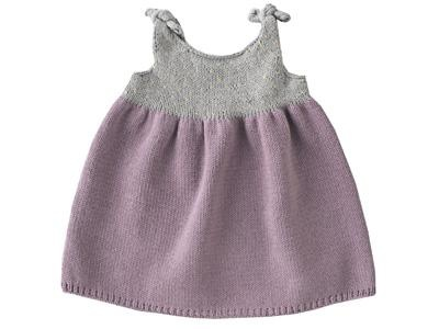 robe à nouer  http://www.enfant.com/votre-bebe-0-1an/tricot/tricot-robe-a-nouettes-403.html#
