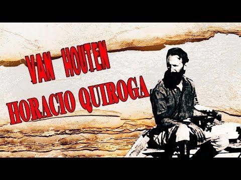 HORACIO QUIROGA (libros, relatos, historias, cuentos, biografia, audioli...